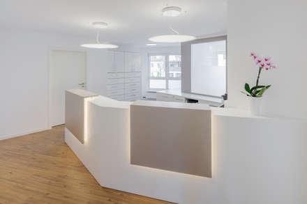 Anmeldung:  Praxen von Steinmetz & Loeckle Part GmbB Architekten - Innenarchitekt