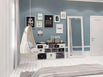 غرفة نوم تنفيذ design4y