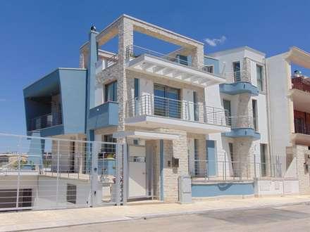 Villas by Studio di Architettura e Design Giovanni Scopece