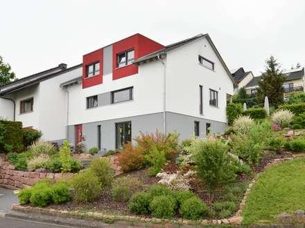 Holzhaus hausbau architektur und bilder homify - Holzhaus architektur ...