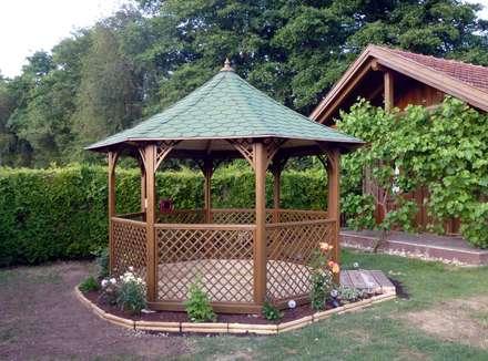 Jardines de estilo colonial de ONLYWOOD