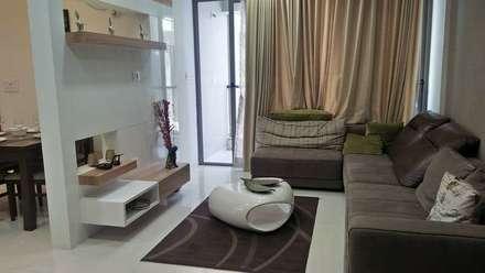 moderne Wohnzimmer von MADE AFTER DESIGN LLP