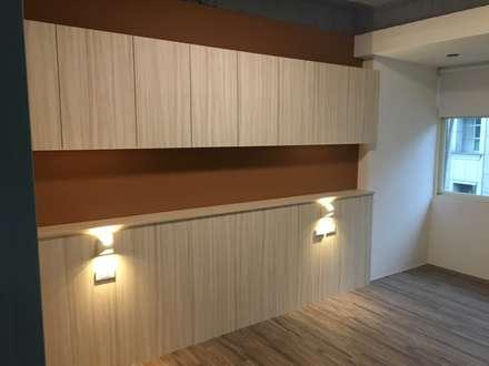 Walls by 捷士空間設計