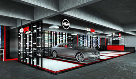 Car Dealerships by Elora Desain