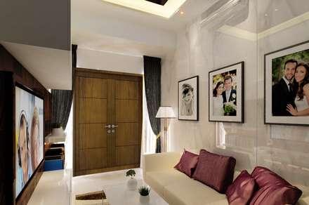 moderne Wohnzimmer von Elora Desain