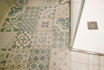 BAGNO dp: Bagno in stile in stile Eclettico di GAME - Gabriele Architetto Marinelli Enterprise