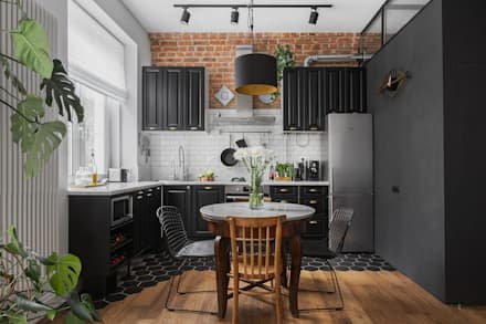 Built-in kitchens by Владимир Маркин