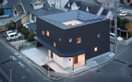 Multi-Family house by ラブデザインホームズ/LOVE DESIGN HOMES