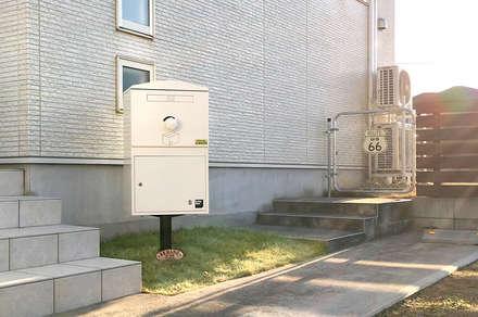 สวนหน้าบ้าน by ボウクス株式会社