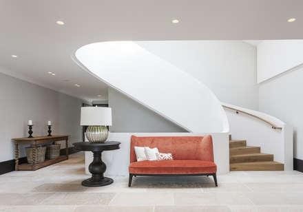 Stairs by meier architekten