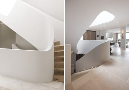 Escaleras de estilo  por meier architekten