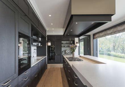 Built-in kitchens by meier architekten