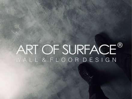 BETON SPACHTELBODEN:  Boden von ART OF SURFACE