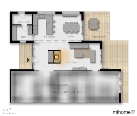 Bungalow by mihome