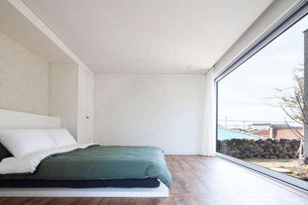 Moderne Schlafzimmer Von 백에이어소시에이츠