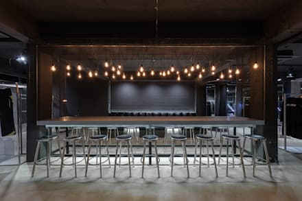 Commercial Spaces by ARTEFACT