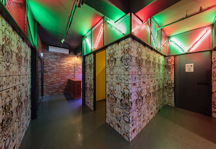 Bars & clubs by ARTEFACT
