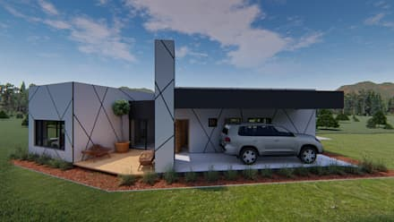 Carport by Tila Design