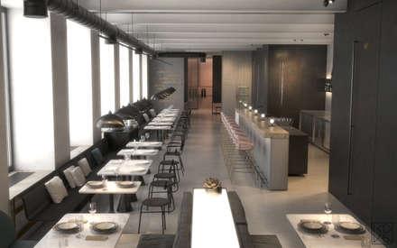 NOWNESS: Ресторации в . Автор – KDVA Architects