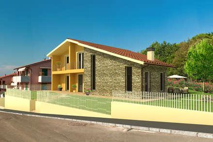 AplusP  Architettura e Paesaggio의  빌라