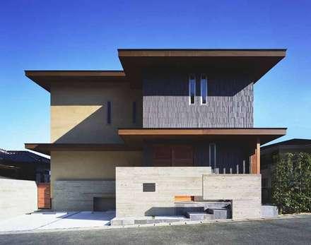 U2-house「地平線の家」: Architect Show co.,Ltdが手掛けた家です。