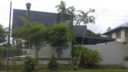 Side View:  Bungalows by Alto Builders Sdn Bhd