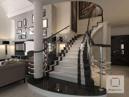 Stairs by MIRAGE STUDIO Sebastian Rzymski