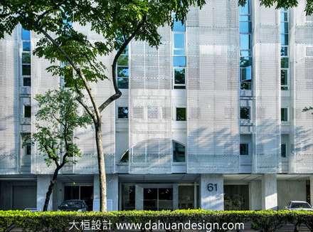 大桓建築設計   台中   卡爾登飯店:  醫院 by 大桓設計顧問有限公司