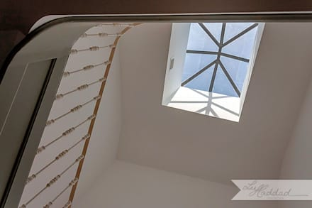 Stairs by Lu Haddad Surface and Interior Designer