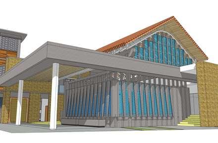 Ladenflächen von LI A'ALAF ARCHITECT