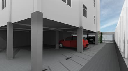 Double Garage by Mutabile
