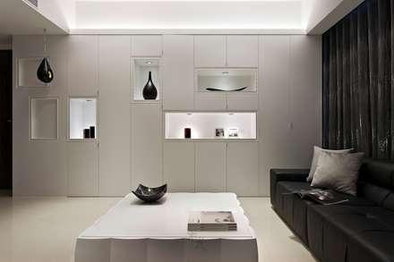 กำแพง by 禾光室內裝修設計 ─ Her Guang Design