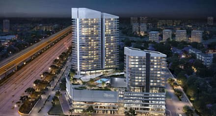 Elan Miracle in Sector 84, Gurgaon:  Single family home by TimesPro Consulting