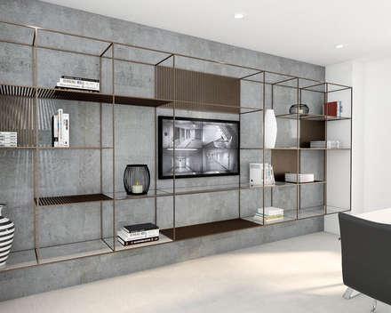 Phòng học/Văn phòng by Bhavana