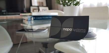 napa systems   criamos soluções: Janelas   por Napa Systems, Lda
