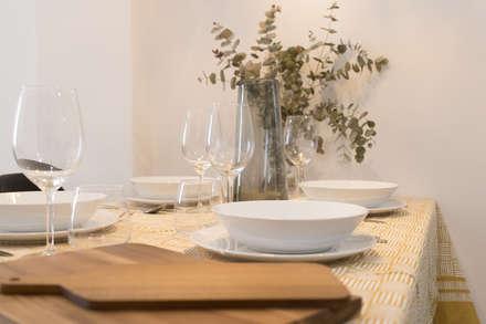 Comedor: Comedores de estilo escandinavo de Become a Home