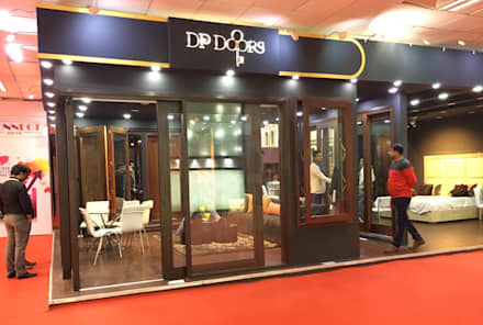Exhibition:  Doors by D P Woodtech Pvt Ltd