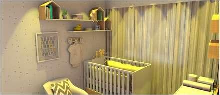 Baby room by Studio Elabora