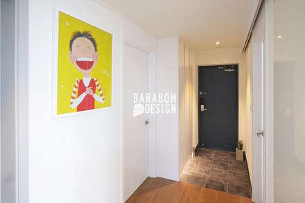 Corridor & hallway by 바라봄디자인