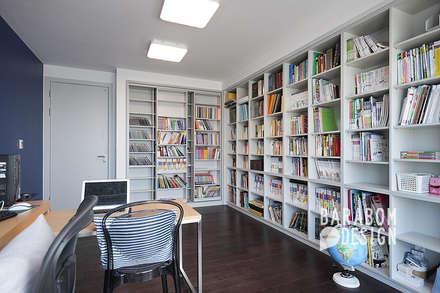 classic Study/office by 바라봄디자인