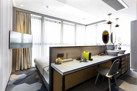 Hotel Ease Acess:  Hotels by Artta Concept Studio