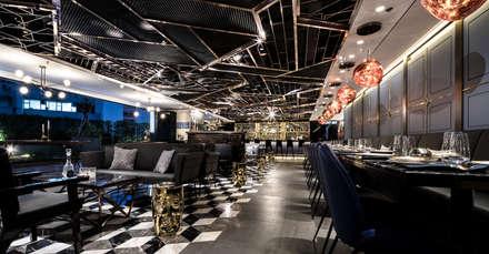 Cozi Lounge:  Bars & clubs by Artta Concept Studio