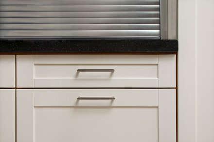 Built-in kitchens by Bau- und Möbelschreinerei Mihm GmbH & Co. KG