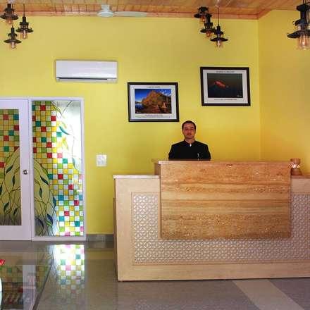 reception:  Commercial Spaces by Studio idea
