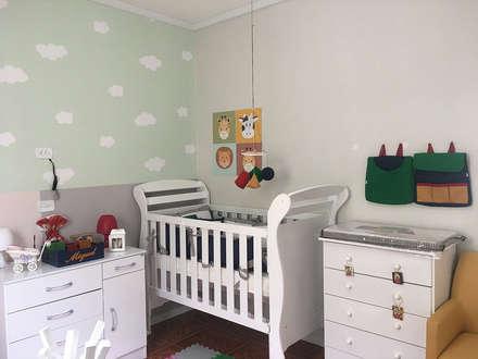 غرف الرضع تنفيذ ALB Interiores