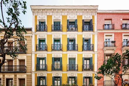 VDP31: Casas unifamilares de estilo  de YNOT STUDIO by Jaime de Pablo-Romero