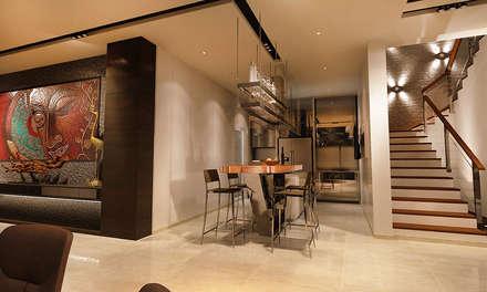 Vivaldi Mont Kiara: modern Kitchen by Norm designhaus