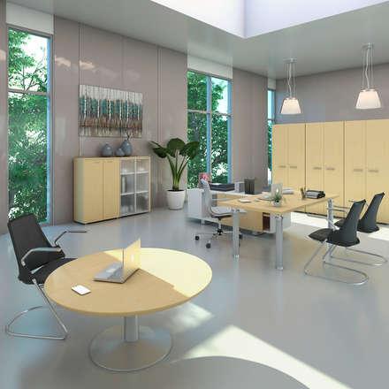 2: Oficinas y Tiendas de estilo  por Gabriela Afonso