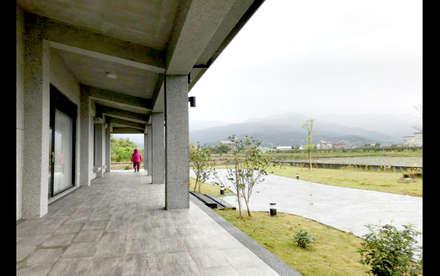 艾莉森 空間設計의  젠 스타일 정원
