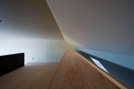 ロフト. 子供部屋: 一級建築士事務所 Coo Planningが手掛けた子供部屋です。
